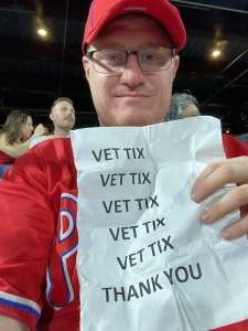 Mike  attended Philadelphia Phillies vs. Baltimore Orioles - MLB on Sep 22nd 2021 via VetTix