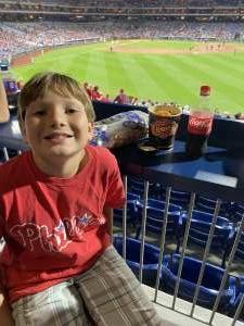 Christian Lawlor  attended Philadelphia Phillies vs. Baltimore Orioles - MLB on Sep 22nd 2021 via VetTix