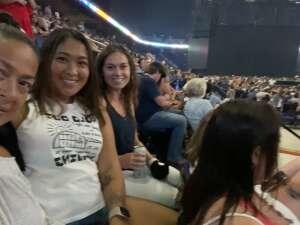 Maita attended Dan + Shay the (arena) Tour on Sep 18th 2021 via VetTix