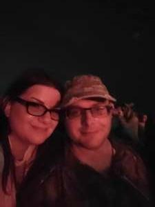 Kelsey Turner  attended Jason Aldean: Back in the Saddle Tour 2021 on Sep 17th 2021 via VetTix