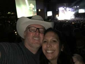 Lee attended Jason Aldean: Back in the Saddle Tour 2021 on Sep 17th 2021 via VetTix