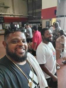 T Brown attended Houston Texans vs. Carolina Panthers - NFL on Sep 23rd 2021 via VetTix