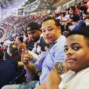 Nate attended Houston Texans vs. Carolina Panthers - NFL on Sep 23rd 2021 via VetTix