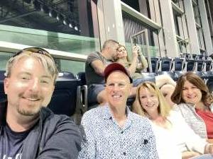 John T attended Houston Texans vs. Carolina Panthers - NFL on Sep 23rd 2021 via VetTix