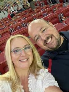RyanL attended Houston Texans vs. Carolina Panthers - NFL on Sep 23rd 2021 via VetTix