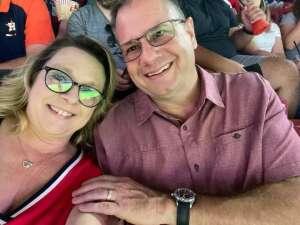 Rick S. attended Houston Texans vs. Carolina Panthers - NFL on Sep 23rd 2021 via VetTix