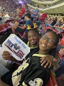 Click To Read More Feedback from Houston Texans vs. Carolina Panthers - NFL