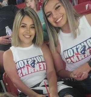 MaryAnn attended Houston Texans vs. Carolina Panthers - NFL on Sep 23rd 2021 via VetTix