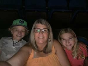 Maria Grantham attended The Dude Perfect 2021 Tour on Sep 23rd 2021 via VetTix