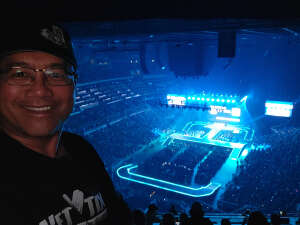 Eggman attended The Dude Perfect 2021 Tour on Sep 23rd 2021 via VetTix