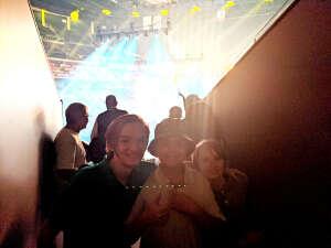Robert Sullivan attended The Dude Perfect 2021 Tour on Sep 23rd 2021 via VetTix