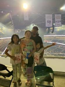 Rick attended The Dude Perfect 2021 Tour on Sep 23rd 2021 via VetTix