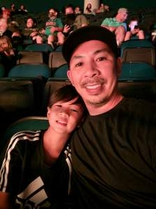 Philip attended The Dude Perfect 2021 Tour on Sep 23rd 2021 via VetTix