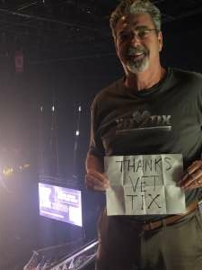 Jim B attended The Dude Perfect 2021 Tour on Sep 23rd 2021 via VetTix