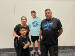 Gioventures Crew attended The Dude Perfect 2021 Tour on Sep 23rd 2021 via VetTix