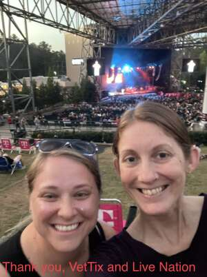 Tracy attended New Country 101fivefest - Brantley Gilbert, Lanco, Colt Ford and More. on Oct 15th 2021 via VetTix