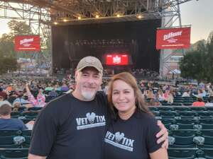 Gerald D attended New Country 101fivefest - Brantley Gilbert, Lanco, Colt Ford and More. on Oct 15th 2021 via VetTix