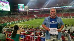 Click To Read More Feedback from University of South Florida Bulls vs. Florida A&M Rattlers - NCAA Football