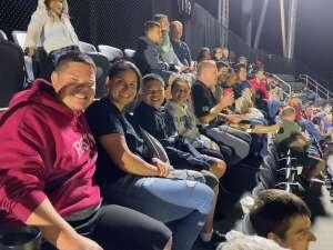 Angel Rodriguez USMC attended DC United vs. FC Cincinnati - MLS on Sep 25th 2021 via VetTix