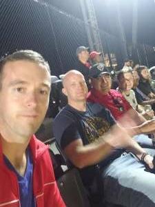 Dunn attended DC United vs. FC Cincinnati - MLS on Sep 25th 2021 via VetTix