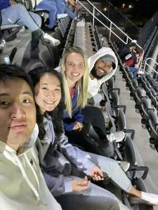 Jamien attended DC United vs. FC Cincinnati - MLS on Sep 25th 2021 via VetTix