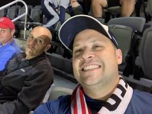 Thank You Vet Tix! attended DC United vs. FC Cincinnati - MLS on Sep 25th 2021 via VetTix