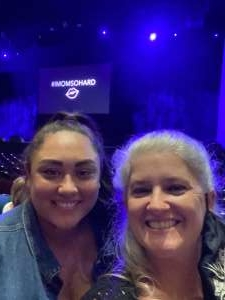 Keara attended Imomsohard on Sep 23rd 2021 via VetTix