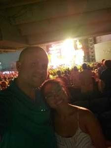 Justin attended Santana - Blessings and Miracles Tour on Sep 21st 2021 via VetTix