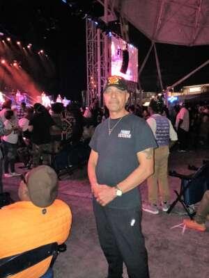 Pablo Quinones attended Erykah Badu on Sep 22nd 2021 via VetTix