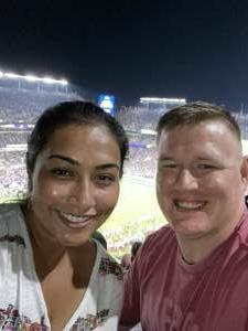SC attended Baltimore Ravens vs. Kansas City Chiefs - NFL on Sep 19th 2021 via VetTix