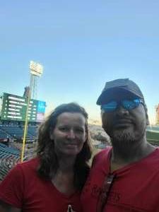 Erwin attended Los Angeles Angels vs. Houston Astros - MLB on Sep 21st 2021 via VetTix