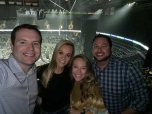Victor  attended Blake Shelton: Friends and Heroes 2021 on Sep 23rd 2021 via VetTix