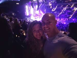 Brian attended Blake Shelton: Friends and Heroes 2021 on Sep 23rd 2021 via VetTix