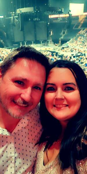 Dave Francis attended Blake Shelton: Friends and Heroes 2021 on Sep 23rd 2021 via VetTix