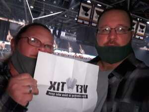 Jeff attended Blake Shelton: Friends and Heroes 2021 on Sep 23rd 2021 via VetTix