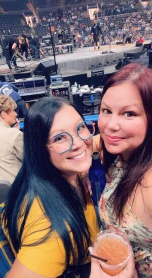 Chrissie P  attended Blake Shelton: Friends and Heroes 2021 on Sep 23rd 2021 via VetTix
