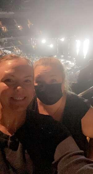 Ashley Napolitano attended Blake Shelton: Friends and Heroes 2021 on Sep 23rd 2021 via VetTix