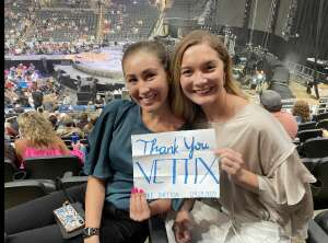Sue attended Blake Shelton: Friends and Heroes 2021 on Sep 23rd 2021 via VetTix