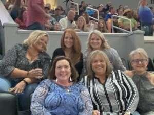 Debbie  attended Blake Shelton: Friends and Heroes 2021 on Sep 23rd 2021 via VetTix