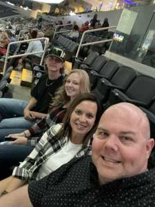 Kelly L attended Blake Shelton: Friends and Heroes 2021 on Sep 23rd 2021 via VetTix