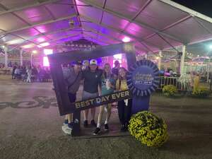 Jon attended Arizona State Fair - Armed Forces Day on Oct 15th 2021 via VetTix