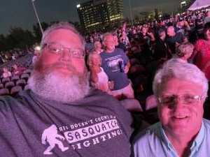Lonnie  attended Gov't Mule and Trombone Shorty & Orleans Avenue on Sep 23rd 2021 via VetTix