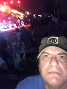 Craig attended Gov't Mule and Trombone Shorty & Orleans Avenue on Sep 23rd 2021 via VetTix