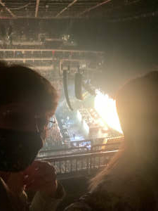 Thanks! attended Dan + Shay the (arena) Tour on Sep 23rd 2021 via VetTix