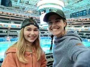 Mallory Stonehouse attended San Jose Sharks vs. Vegas Golden Knights - NHL Preseason on Oct 9th 2021 via VetTix