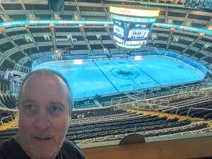 James attended San Jose Sharks vs. Vegas Golden Knights - NHL Preseason on Oct 9th 2021 via VetTix