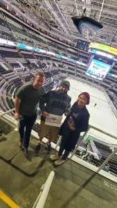 Kevin Siegmann  attended San Jose Sharks vs. Vegas Golden Knights - NHL Preseason on Oct 9th 2021 via VetTix