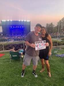 John Waggy attended Jason Aldean: Back in the Saddle Tour 2021 on Sep 23rd 2021 via VetTix