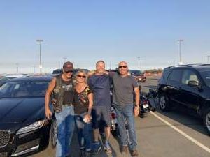 Dan Luper attended Jason Aldean: Back in the Saddle Tour 2021 on Sep 23rd 2021 via VetTix