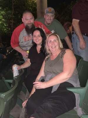 Dave attended Lynyrd Skynyrd - Big Wheels Keep on Turnin' Tour on Sep 23rd 2021 via VetTix